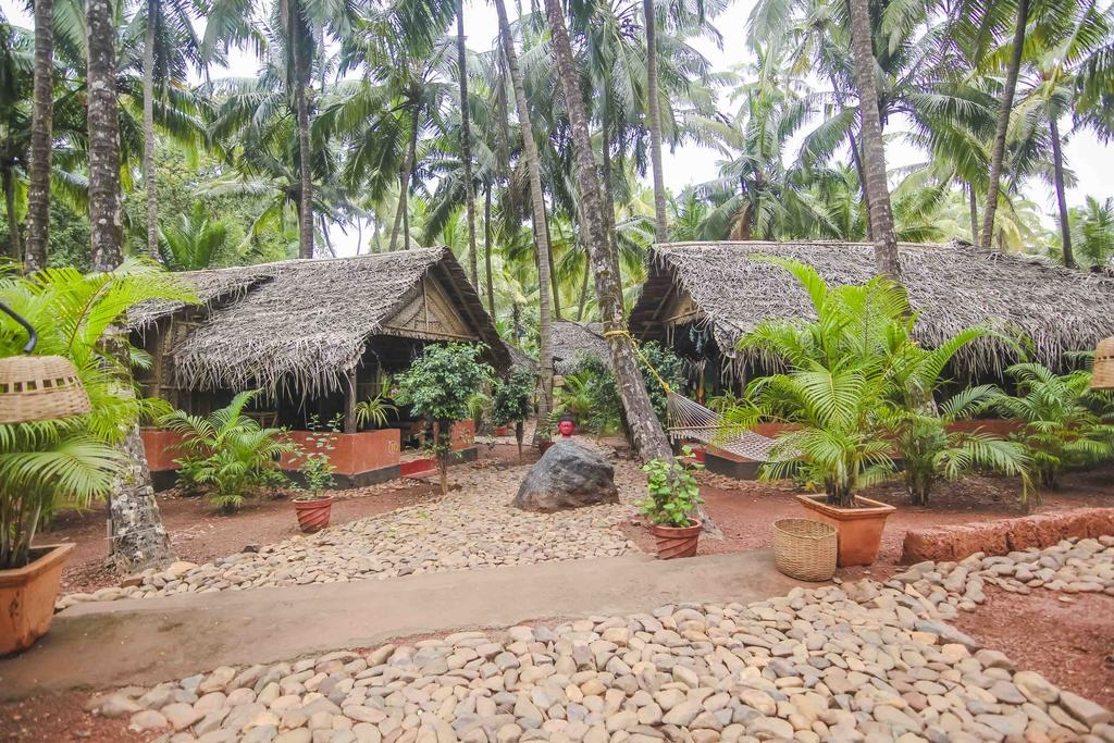 Cottages are eco-friendly and have bee designed to fit in with the surrounding nature.